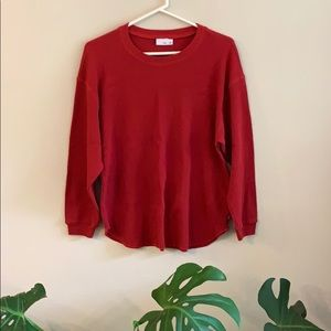 Tna Red Thermal - M
